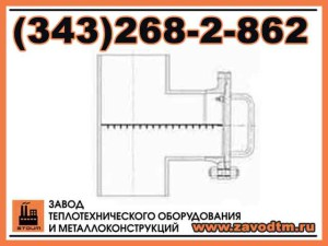 Фильтр ФПТ-350 Ру 16 нж чертеж