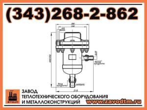 Фильтры ФСЖ 25-80-1.1, ФСЖ 25-80-1.2